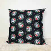 "Skull Frida 18"" Cushion Cover."