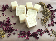 All About the Rose... Organic Rose Water, Organic Bath Salt, Organic Rose&Chamomile Body Lotion Bar