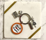 Teacher Keyrings - Teach, Love, Inspire