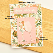 Wine Mothers Day Card