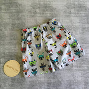 ANIMAL HEROES | UNISEX SHORTS 'regular fit' | Size 3
