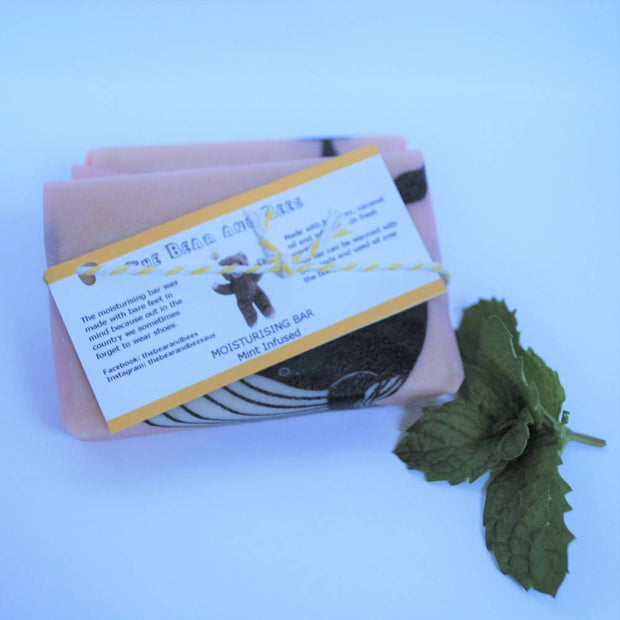 Moisturising Bar - Mint Infused