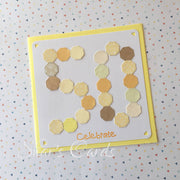 Decade Birthday cards with Octagons