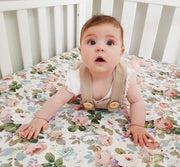 Sienna - Cot Fitted Sheet