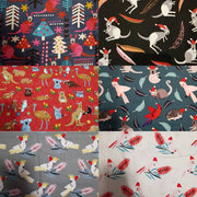 Button Up Shirt - Christmas Fabrics (0000 - 5)