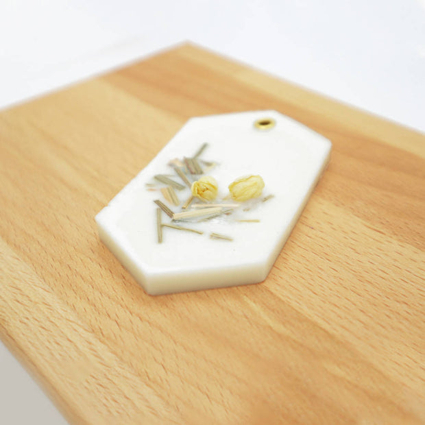 Lemongrass Wax Sachet