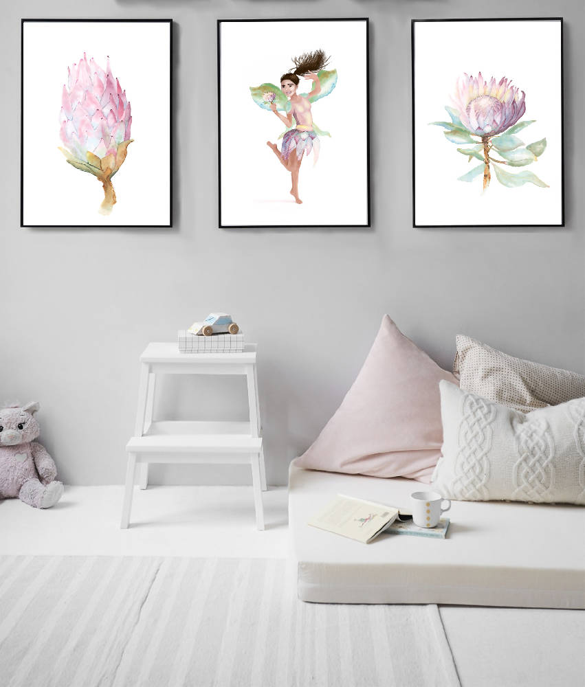 Protea Pack (3 prints)