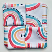 Pad Pouch Bundle - Rainbow Splotch!