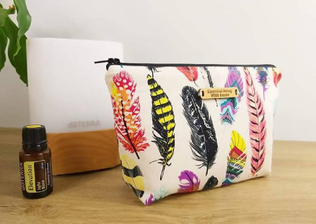 Feather Essential Oil Bag