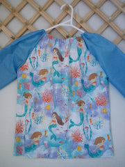 Art smocks child sizes long sleeve size 4