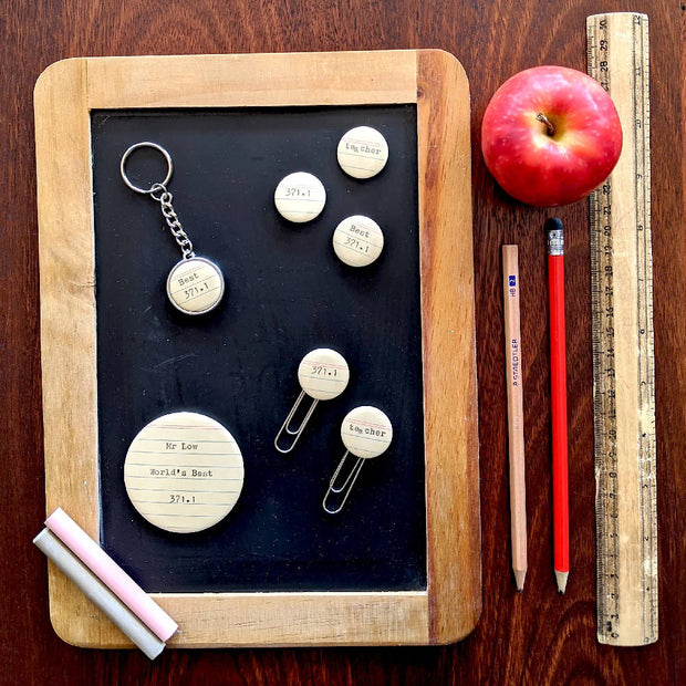 Teacher Gift Pack - Personalised World's Best 'Teacher'