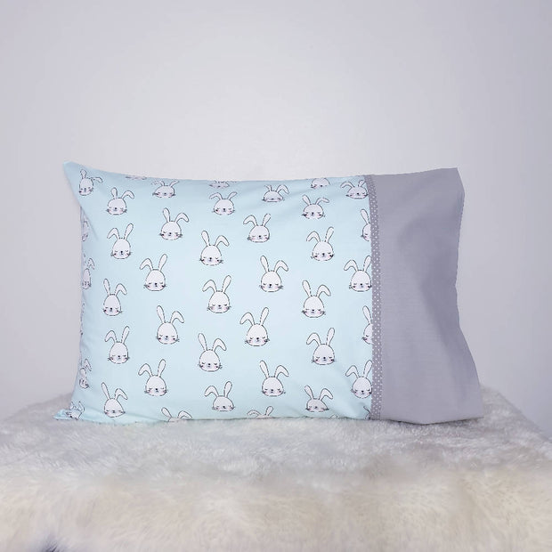 Rabbit pillowcase