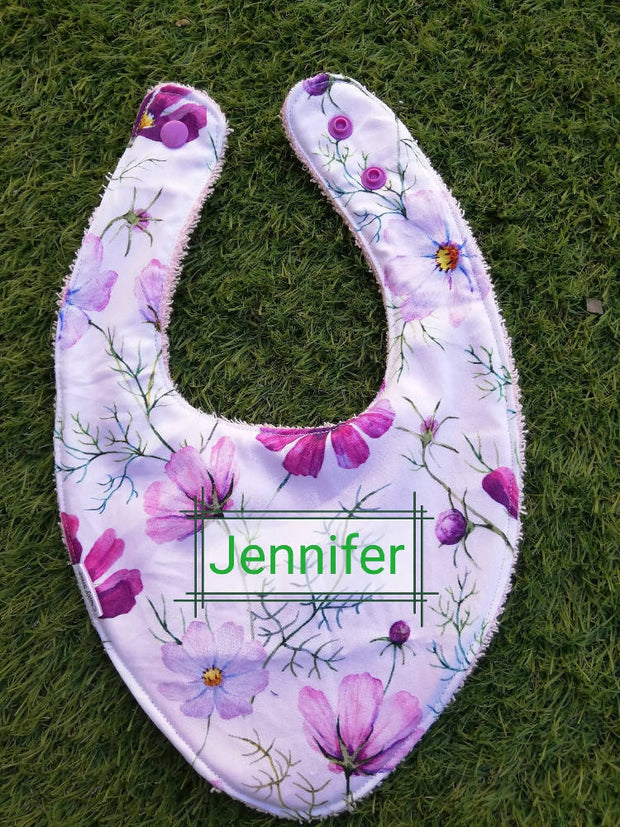 Jennifer dribble bib