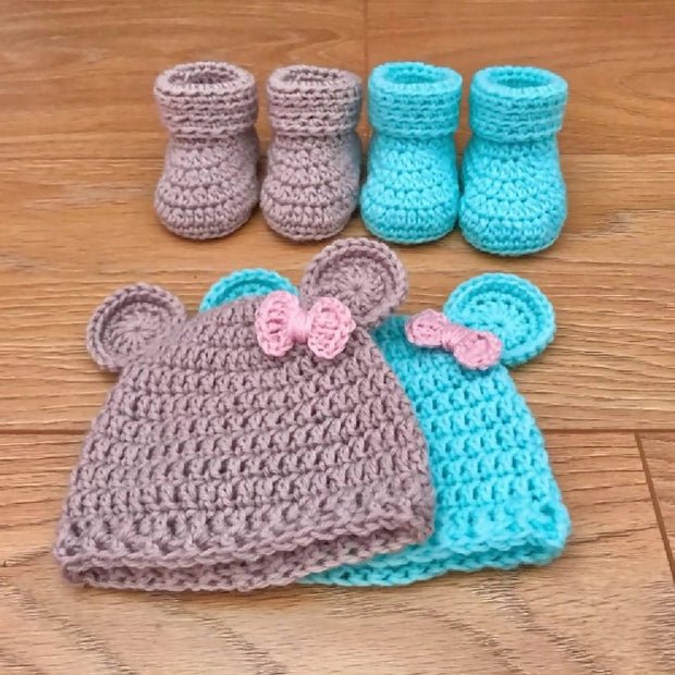 BABY BEAR SET - MADE TO ORDER
