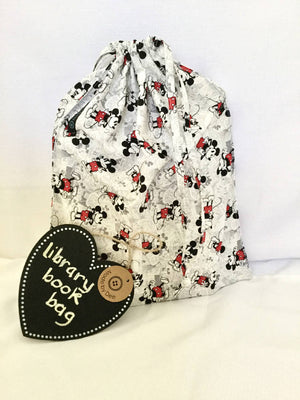Drawstring Bag - MICKEY MOUSE