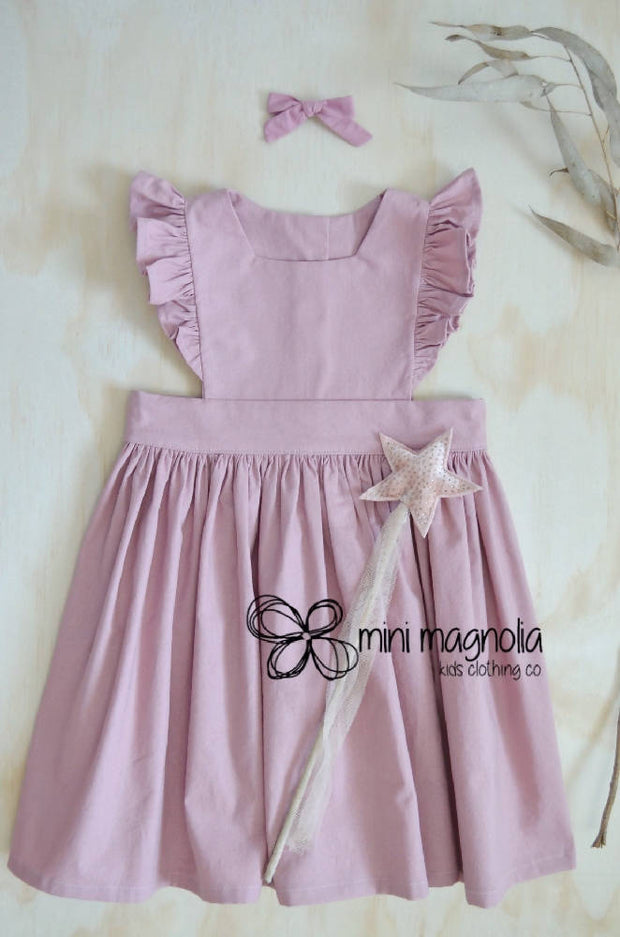 Perfect Pinnie dress