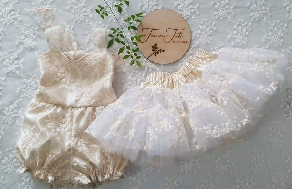 Lace Petti Tutu Skirt