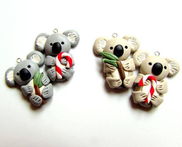 Koala Earrings