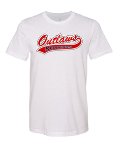 Outlaw Softball - YOUTH Bella + Canvas - Short Sleeve Crewneck Jersey Tee - 3001Y