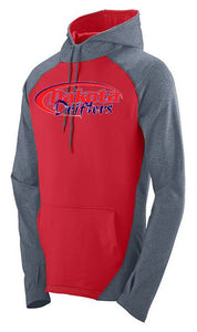Dakota Drifters Snowmobile Club - Augusta Sportswear - Zeal Hooded Pullover Sweatshirt - 4762