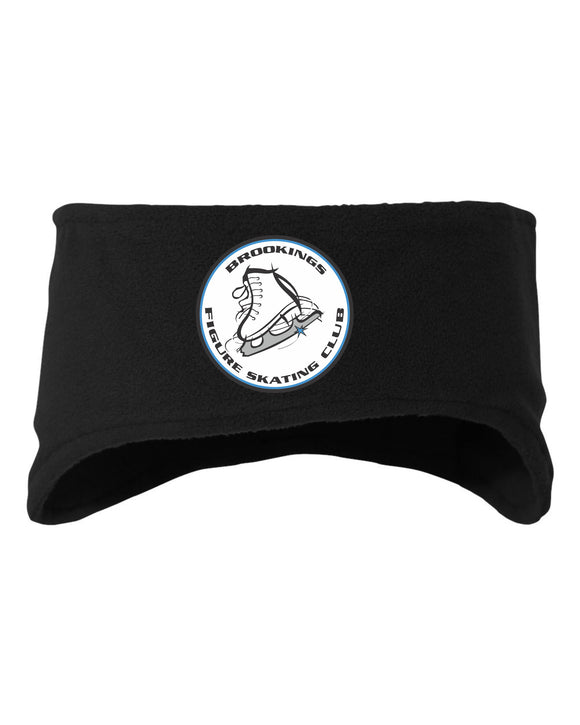 Brookings Figure Skating Club - Polar Fleece Headband - SP40