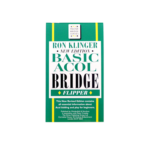 Basic Acol Bridge Flipper