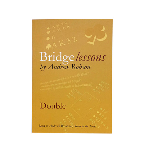 Bridge Lessons: Double