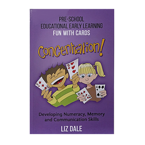 Fun With Cards: Concentration!
