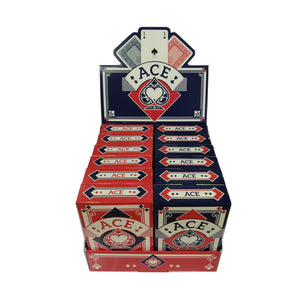Carta Mundi Ace: playing cards (boxed) - one dozen - OFFER