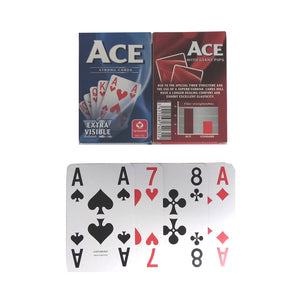 Carta Mundi Ace: extra-visible cards