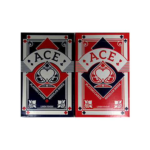 Carta Mundi Ace: playing cards (single)