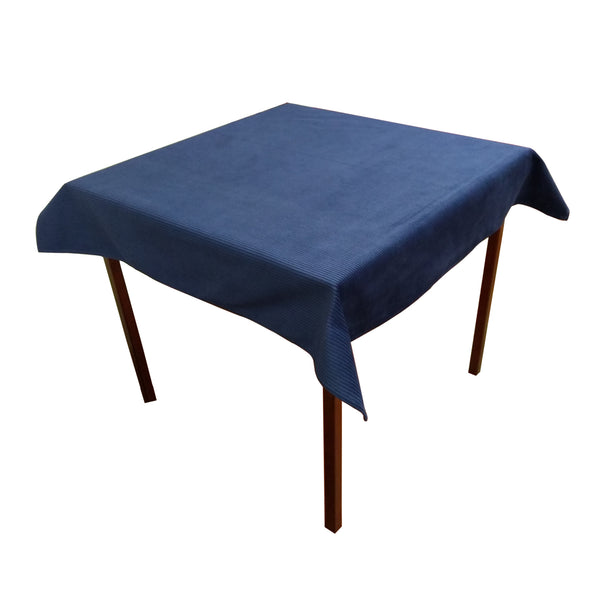 Table cover - Corded velvet