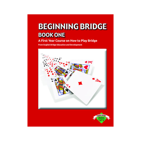 BFA Book One - Beginning Bridge (Student Workbook)