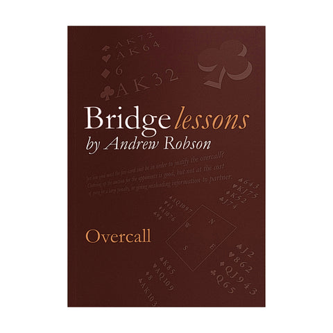 Bridge Lessons: Overcall