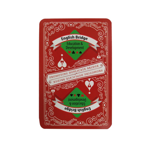 EBED Charity Playing Cards