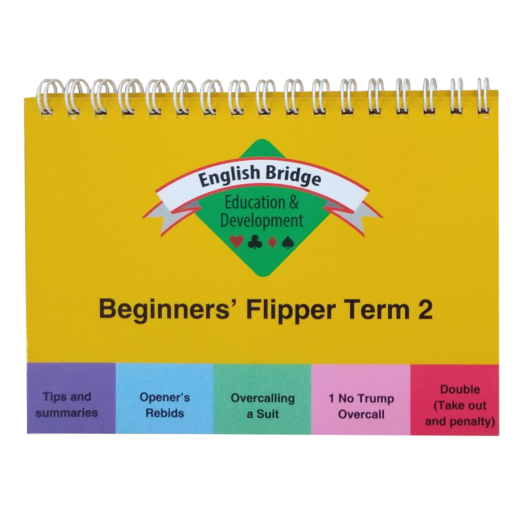 Beginners' Flipper - Term 2