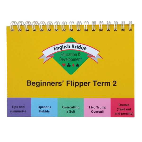 Beginners' Flippers - Terms 1, 2 & 3