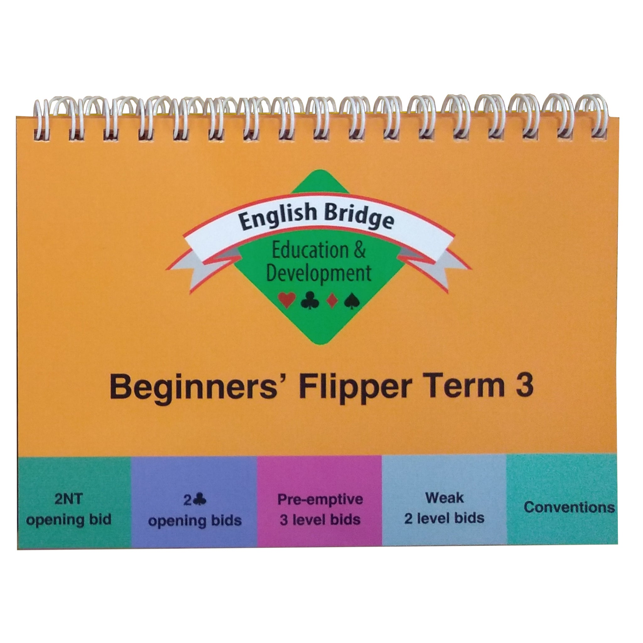 Beginners' Flipper - Term 3