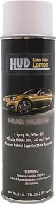 HUD HUD15 Refinishing HUD15 Super Foam Lemon Cleaner Aerosol