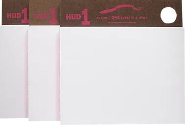 HUD Refinishing 3 Pack Mixing Boards