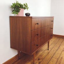 Mid-century commode