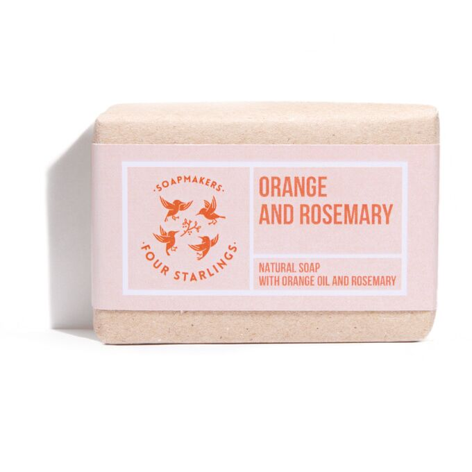 Orange & rosemary zeep