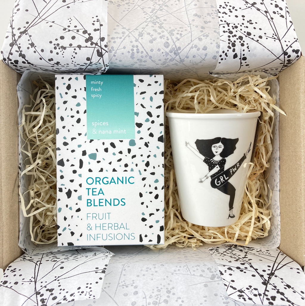 TEA GIFT for sustainable tea lovers