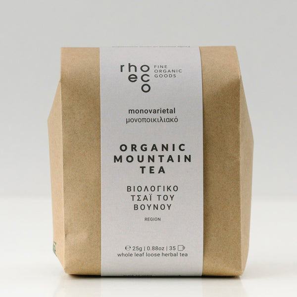 Organic Mountain Tea - RHOECO