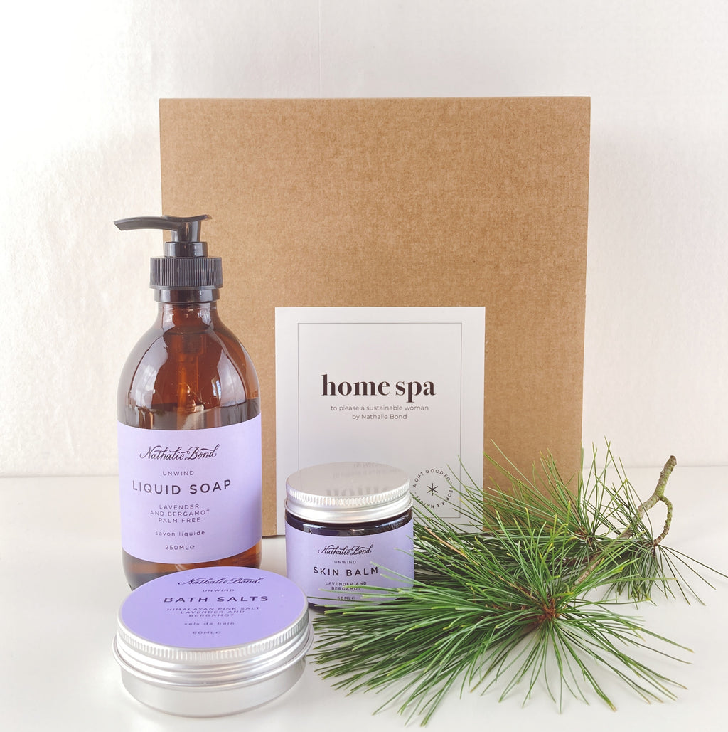 HOME SPA to please sustainable women