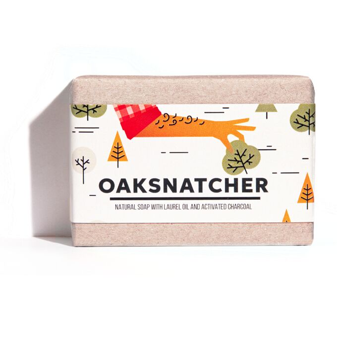 Oaksnatcher - real man's soap