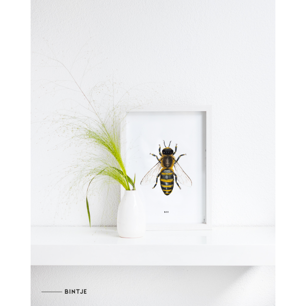 Poster 'Bee' A4