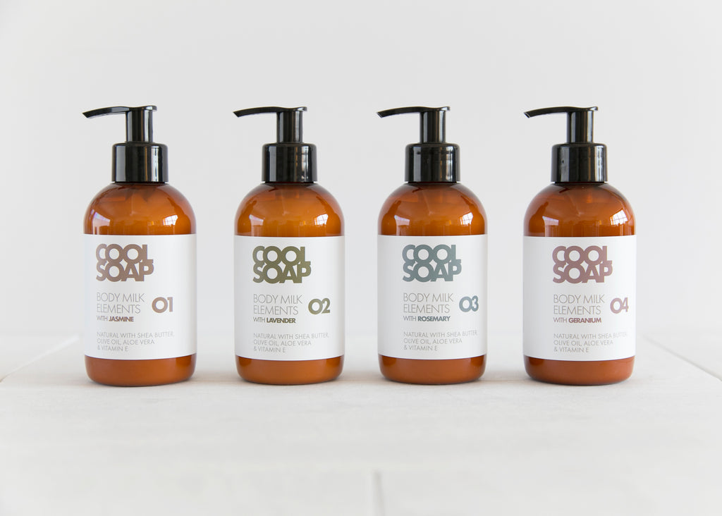 Bodymilk elements met rozemarijn  I 03