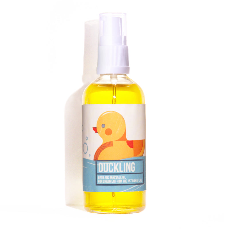 Duckling - bath & massage oil for your baby