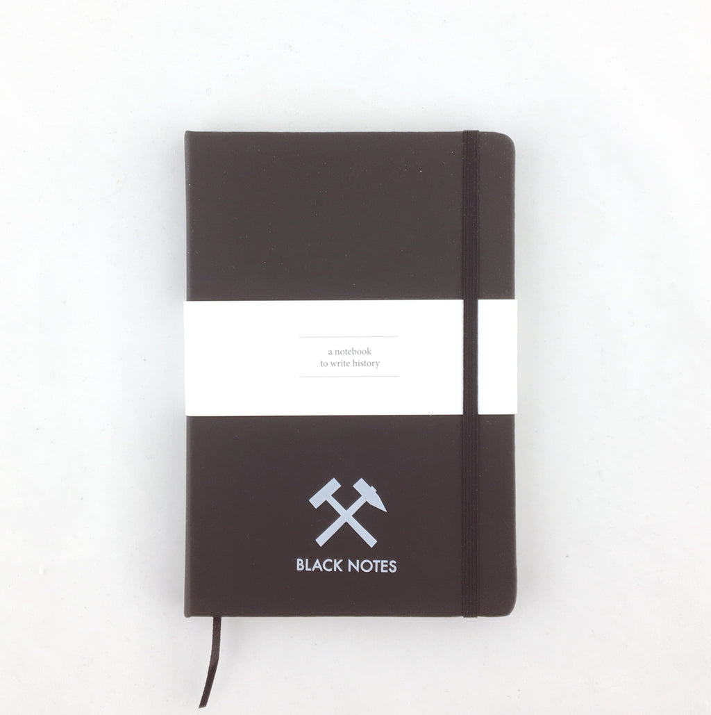Notebook - Black Notes